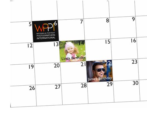 Interesting Date Blocks
