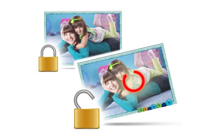 Lock & unlock objects