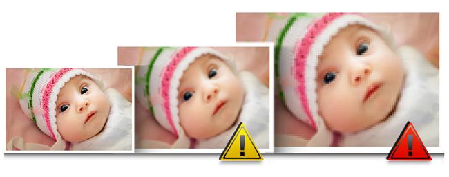 Photo Quality indicator