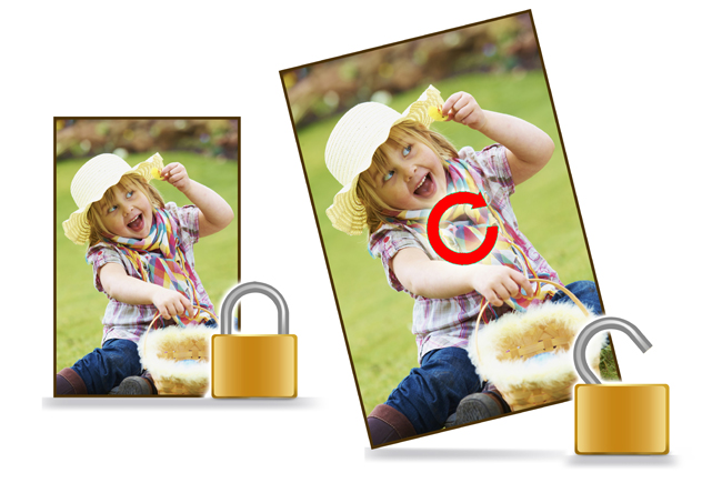 Lock & Unlock Photo
